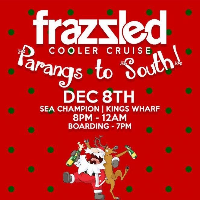 Frazzled-Parang